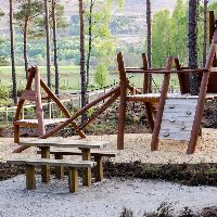 Wyvis Natural Play Park