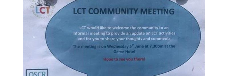 LCT Public Meeting