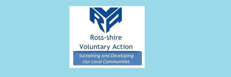 Ross-shire Voluntary Action logo