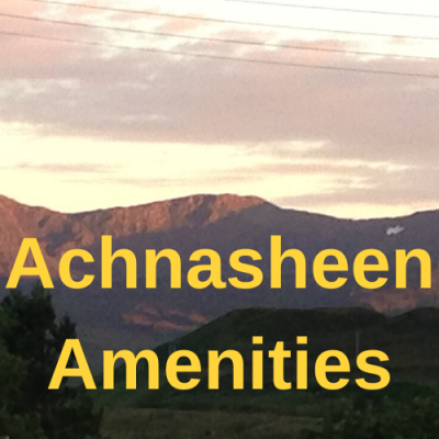 Achnasheen Amenities